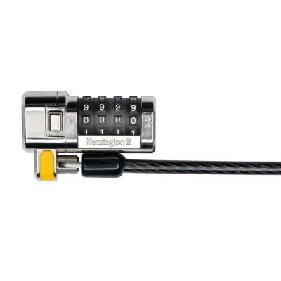 все цены на Замок безопасности для ноутбука Kensington Замок Kensington ClickSafe Combination Lock (K64697EU) онлайн