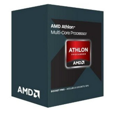 Процессор AMD Athlon X2 370K Richland (FM2, L2 1024Kb) Box (AD370KOKHLBOX)Процессоры AMD <br>Процессор AMD Athlon II X2 370K Socket-FM2 (AD370KOKHLBOX) (4.0/5000/1Mb) Box<br>