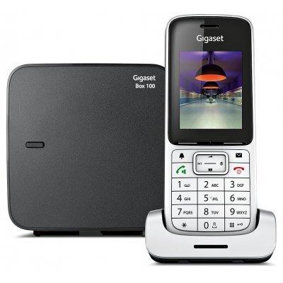 Радиотелефон Gigaset SL450A GO (SL450A GO) ip телефон gigaset a540 ip