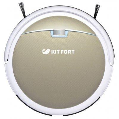Пылесос Kitfort КТ-519-3 (КТ-519-3)Пылесосы Kitfort<br>робот-пылесос<br>сухая уборка<br>таймер<br>время работы от аккумулятора до 130 мин<br>местная уборка<br>потребляемая мощность 20 Вт<br>вес 2.2 кг<br>