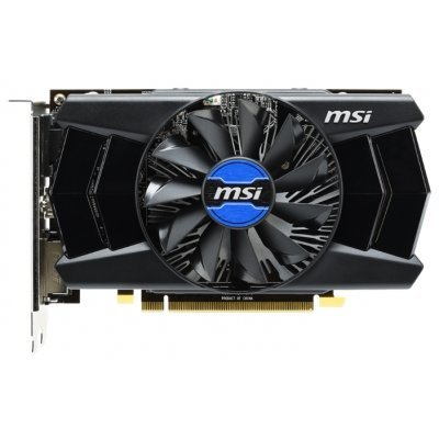 Видеокарта ПК MSI Radeon R7 250 800Mhz PCI-E 3.0 2048Mb 1800Mhz 128 bit DVI HDMI HDCP (R7 250 2GD3 OCV1) gigabyte radeon r7 250 1100mhz pci e 3 0 2048mb 1800mhz 128 bit dvi hdmi hdcp