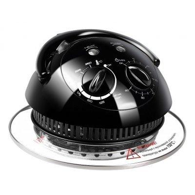 Аэрогриль Redmond RAG-240 (RAG-240)Аэрогрили Redmond<br>800Вт; галогеновый; управление: механическое; цвет? черный<br>