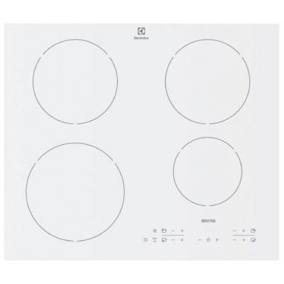Электрическая варочная панель Electrolux EHH96340IW (EHH96340IW) варочная панель электрическая electrolux ehh96340iw белый