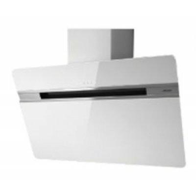 Вытяжка Jet air VIKI WH/A/90 (PRF0111512)Вытяжки Jet air<br>каминная вытяжка<br>наклонная<br>монтируется к стене<br>отвод / циркуляция<br>для больших кухонь<br>ширина для установки 90 см<br>электронное управление<br>периметриальное всасывание<br>