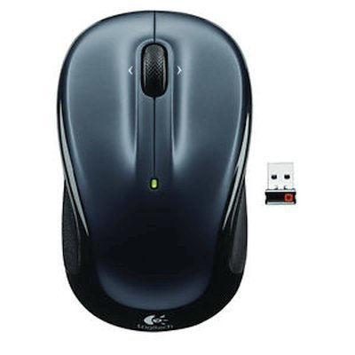 цена на Беспроводная мышь Logitech M325 Dark Silver wireless USB (910-002142) (910-002142)