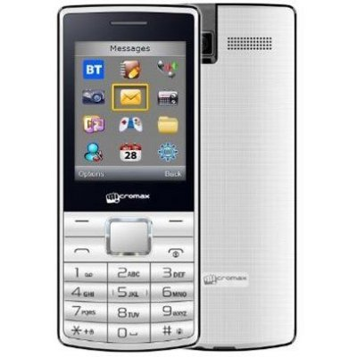 Мобильный телефон Micromax X705 белый (X705 White) смартфон micromax bolt q379 yellow