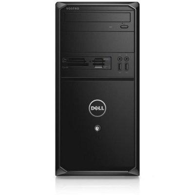 Настольный ПК Dell Vostro 3900 MT (3900-4445) (3900-4445)Настольные ПК Dell<br>i5-4460 (3,2GHz),4GB (1x4GB),500GB (7200 rpm),Intel HD 4400,Linux,MCR,Optical Drive,1 year NBD<br>