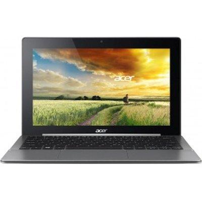 Планшетный ПК Acer Aspire Switch 11 SW5-173-62KJ (NT.G2TER.005) (NT.G2TER.005)Планшетные ПК Acer<br>Aspire Switch 11 SW5-173-62KJ/11.6&amp;amp;#039;&amp;amp;#039; FHD(1920x1080) IPS/Intel Core M 5Y10c 800MHz Dual/4GB/60GB/Intel HD5300/no3G/noGPS/WiFi n/BT4.0/USB/5.0MP+HD Camera/microSDXC/35.00Wh/4550mAh/8.0h/1.46kg/W10/1Y/IRON/KB<br>