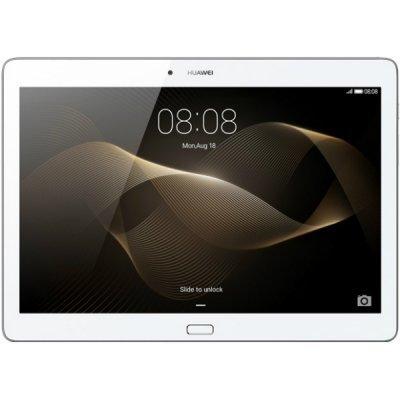 Планшетный ПК Huawei MediaPad M2 10.0 LTE 16Gb серебристый (M2-A01L)Планшетные ПК Huawei<br>10(1920x1200) LTE Cam(13/5) Kirin 930 2000МГц(8) (2/16)Гб microSD 128Гб A5.1 GPS 6660мАч Серебристый M2-A01L Silver<br>