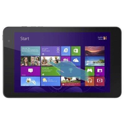 Планшетный ПК Venue 8 Pro 32Gb LTE (5855-4681) (5855-4681)Планшетные ПК Dell<br>32Gb 8 LTE Black Atom X5-Z8500 1.44GHz Quad/2G/32G/8 IP<br>