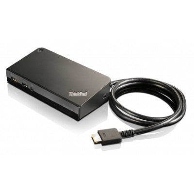 Док-станция для ноутбука Lenovo ThinkPad OneLink+ Dock, [40A40090EU] (40A40090EU)