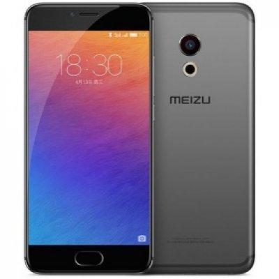 Смартфон Meizu Pro 6 черный (M570H-64-GB)Смартфоны Meizu<br>смартфон, Android 6.0, поддержка двух SIM-карт, 5.2, 1920x1080, камера 21.16 МП, лазерный автофокус, память 64 Гб, без слота для карт памяти, 3G, 4G LTE, LTE-A, Wi-Fi, Bluetooth, GPS, ГЛОНАСС, аккумулятор 2560 мА&amp;amp;#8901;ч, 160 г, 70.80x147.70x7.25 мм<br>