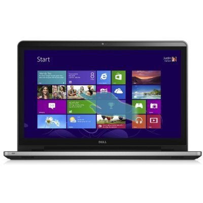Ноутбук Dell Inspiron 5758 (5758-9006) (5758-9006)Ноутбуки Dell<br>Ноутбук Dell Inspiron 5758 Core i3 5005U/4Gb/1Tb/DVD-RW/nVidia GeForce 920M 2Gb/17.3/HD+ (1920x1080)/Windows 10/silver/WiFi/BT/Cam/2700mAh<br>