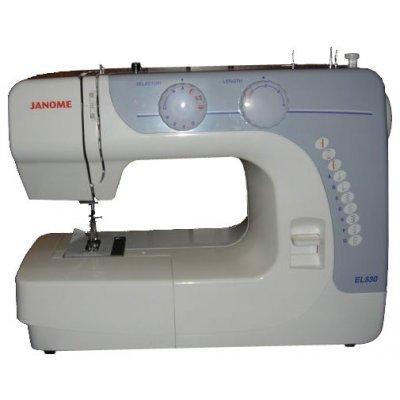 Швейная машина Janome EL 530 (JANOME EL 530) цена 2017