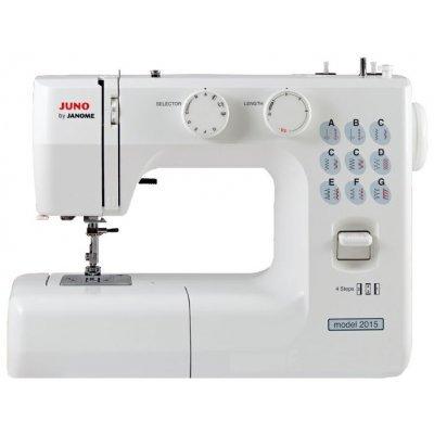Швейная машина Janome JUNO by 2015 (JANOME JUNO by 2015) швейная машина janome dresscode