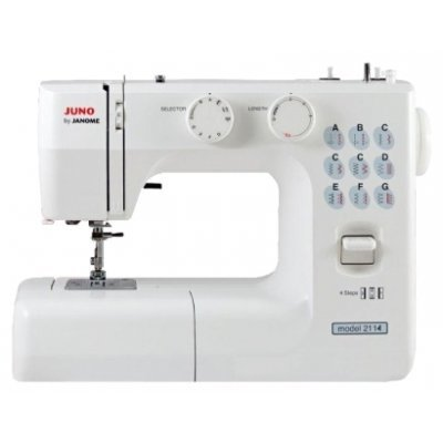 Швейная машина Janome JUNO by 2114 (JANOME JUNO by 2114)