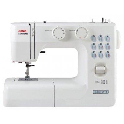Швейная машина Janome JUNO by 2114 (JANOME JUNO by 2114) швейная машинка janome sew mini deluxe