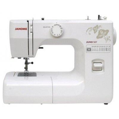Швейная машина Janome JUNO by 753 (JANOME JUNO by 753) швейная машинка janome sew mini deluxe