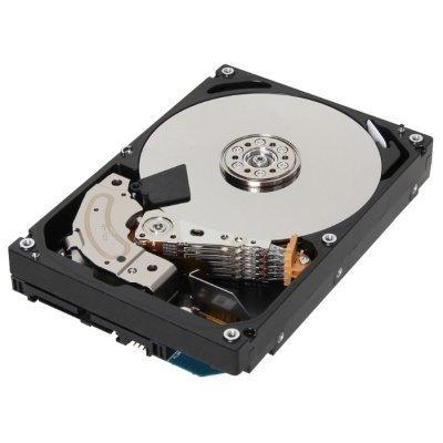 Жесткий диск серверный Toshiba MG04ACA400E (MG04ACA400E) внешний жесткий диск lacie stet2000400 porsche design 2tb серебристый stet2000400