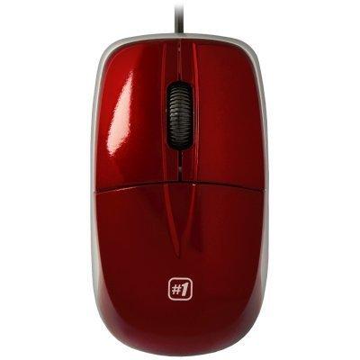 все цены на Мышь Defender MS-940 красный (52941) онлайн