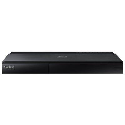 Blu-Ray плеер Samsung BD-J7500 (BD-J7500)Blu-Ray плееры Samsung<br>Blu-ray-плеер<br>поддержка 3D-изображения<br>воспроизведение с USB-накопителей<br>поддержка MKV, MPEG4<br>многоканальный выход 7.1<br>Wi-Fi<br>Ethernet<br>доступ в интернет<br>выход HDMI<br>
