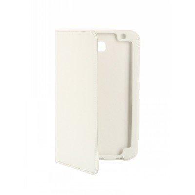 Чехол для планшета IT Baggage для Huawei Media Pad T1 7 белый (ITHWT1702-0) (ITHWT1702-0)Чехлы для планшетов IT Baggage<br>Чехол IT BAGGAGE для планшета Huawei Media Pad T1 7 белый  ITHWT1702-0<br>