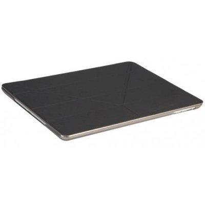 Чехол для планшета IT Baggage для iPad Air 2 9.7 ITIPAD25-1 (ITIPAD25-1)Чехлы для планшетов IT Baggage<br>Чехол IT BAGGAGE для планшета iPad Air 2 9.7 hard case искус. кожа черный с прозр.задней стенкой ITI<br>
