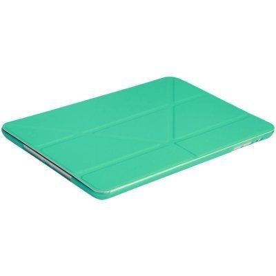 Чехол для планшета IT Baggage для iPad Air 2 9.7 ITIPAD25-6 (ITIPAD25-6)Чехлы для планшетов IT Baggage<br>Чехол IT BAGGAGE для планшета iPad Air 2 9.7 hard case искус. кожа бирюзовый с тонированной задней с<br>