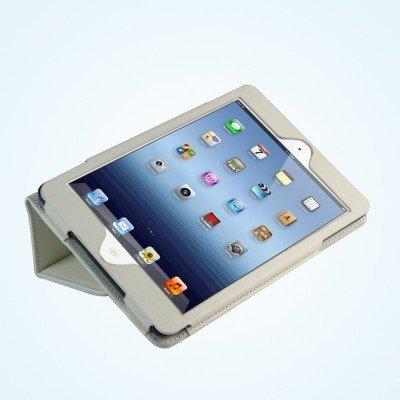 Чехол для планшета IT Baggage для iPad MINI 4 7.9 белый ITIPMINI4-0 (ITIPMINI4-0)Чехлы для планшетов IT Baggage<br>Чехол IT BAGGAGE для планшета iPad MINI4 7.9 искус. кожа белый ITIPMINI4-0<br>