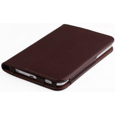 Чехол для планшета IT Baggage для LENOVO IdeaTab 2 A7-20 коричневый ITLNA722-2 (ITLNA722-2) it baggage чехол для asus zenpad 8 z380 black