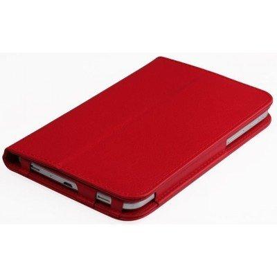 Чехол для планшета IT Baggage для LENOVO IdeaTab 2 A7-20 красный ITLNA722-3 (ITLNA722-3)Чехлы для планшетов IT Baggage<br>Чехол IT BAGGAGE для планшета LENOVO IdeaTab 2  7 A7-20 красный ITLNA722-3<br>