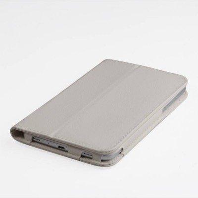 Чехол для планшета IT Baggage для LENOVO IdeaTab 2 A7-30 7 белый ITLNA7302-0 (ITLNA7302-0) g case executive чехол для lenovo ideatab 2 7 0 a7 30 navy