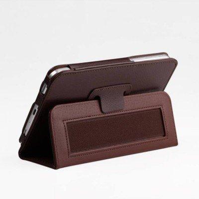 Чехол для планшета IT Baggage для LENOVO IdeaTab 2 A7-30 7 коричневый ITLNA7302-2 (ITLNA7302-2)Чехлы для планшетов IT Baggage<br>Чехол IT BAGGAGE для планшета LENOVO IdeaTab 2 A7-30 7 коричневый ITLNA7302-2<br>