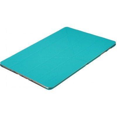 Чехол для планшета IT Baggage для SAMSUNG Galaxy Tab S 10.5 SM-T800 бирюзовый ITSSGTS1051-4 (ITSSGTS1051-4)Чехлы для планшетов IT Baggage<br>Чехол для планшета SAMSUNG Galaxy TabS 10.5 hard case иск.кожа бирюзовый  ITSSGTS1051-4<br>