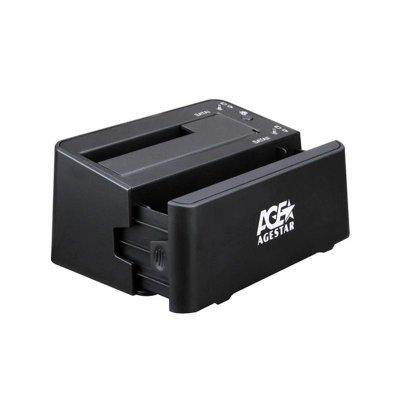 Док-станция для жесткого диска Agestar 3UBT3-6G (3UBT3-6G), арт: 234186 -  Док-станции для жестких дисков Agestar