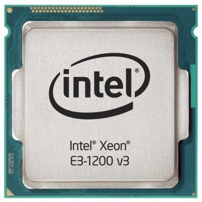 Процессор Intel Xeon E3-1245V3 Haswell (3400MHz, LGA1150, L3 8192Kb) OEM (CM8064601466509S R14T 927972)