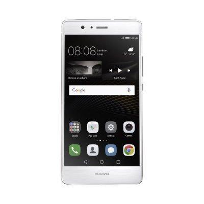 Смартфон Huawei P9 Lite белый (P9 Lite белый)Смартфоны Huawei<br>ОС Android 6.0, экран: 5.2, IPS, 1920?1080, процессор: HiSilicon Kirin 650, 2000МГц, 8-ми ядерный, камера: 13Мп, GPS, ГЛОНАСС<br>