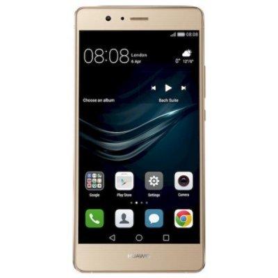 Смартфон Huawei P9 Lite золотой (51090WAH) huawei p9 lite lte dual sim black
