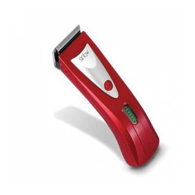 Машинка для стрижки Sinbo SHC-4356 (SHC 4356)Машинки для стрижки Sinbo<br>Триммер Sinbo SHC 4356 красный (насадок в комплекте: 4шт)<br>