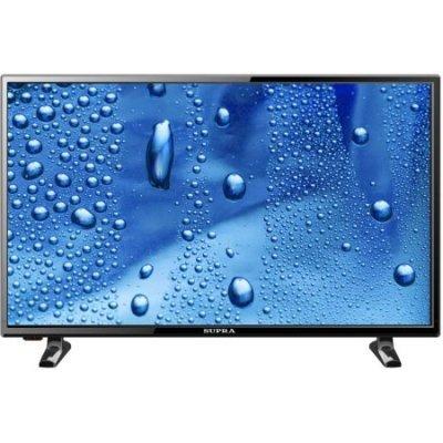 ЖК телевизор Supra 32 STV-LC32T550WL черный (STV-LC32T550WL)ЖК телевизоры Supra<br>Телевизор LED Supra 32 STV-LC32T550WL черный/HD READY/50Hz/DVB-T/DVB-T2/DVB-C/USB (RUS)<br>