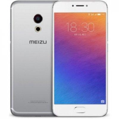 Смартфон Meizu Pro 6 32Gb серебристый-белый (M570H-32-SW)Смартфоны Meizu<br><br>