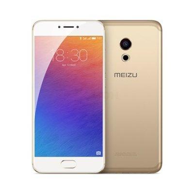 "Смартфон Meizu Pro 6 64Gb золотой (M570H-64-GW)Смартфоны Meizu<br>Android 6.0 Marshmallow,  5,2"", 1920 х 1080, основная камера 21,16 Мп, фронтальная камера 5 Мп, ОЗУ 4 Гб, 64 Гб ПЗУ<br>"