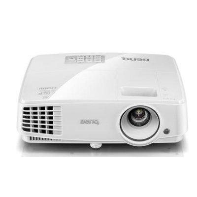 Проектор BenQ MS527 (9H.JFA77.13E) (9H.JFA77.13E)Проекторы BenQ<br>Проектор Benq MS527 DLP 3300Lm (800x600) 13000:1 ресурс лампы:4500часов 1xHDMI 1.9кг<br>