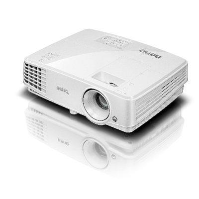 Проектор BenQ MW529 (9H.JFD77.13E) (9H.JFD77.13E)Проекторы BenQ<br>Проектор Benq MW529 DLP 3300Lm (1280x800) 13000:1 ресурс лампы:4500часов 1xHDMI 1.9кг<br>