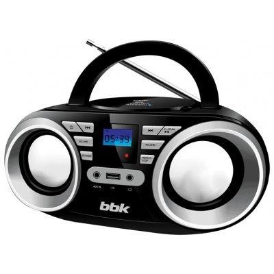 Аудиомагнитола BBK BX160BT (BX160BT) магнитола bbk bx160bt black metallic