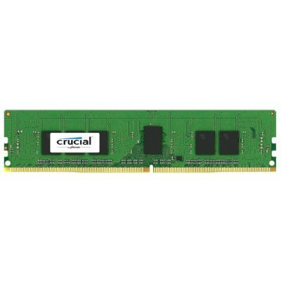 Модуль оперативной памяти ПК Crucial CT4G4WFS8213 4Gb DDR4 (CT4G4WFS8213)Модули оперативной памяти ПК Crucial<br>Crucial 4GB DDR4 2133 MT/s (PC4-2133) CL15 SR x8 ECC Unbuffered DIMM 288pin<br>
