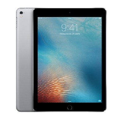 Планшетный ПК Apple iPad Pro 9.7 128Gb Wi-Fi Space Gray (MLMV2RU/A) apple ipad mini 4 wi fi 128gb space gray