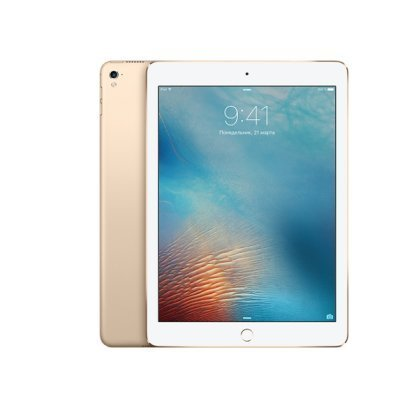 Планшетный ПК Apple iPad Pro 9.7 128Gb Wi-Fi + Cellular Gold (MLQ52RU/A)