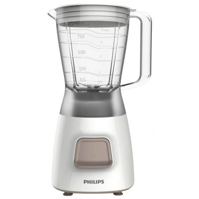 Блендер Philips HR2052 (HR2052/00) блендер philips hr2052 00 стационарный белый серебристый