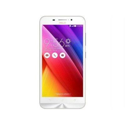 Смартфон ASUS ZenFone Max ZC550KL 16Gb (ZC550KL-6B051RU) белый (90AX0106-M01030)Смартфоны ASUS<br>5.5 LED IPS/Qualcomm MSM8916/2GB/16GB/Android 5.0/WiFi/BT/3G/LTE/2Sim/White<br>